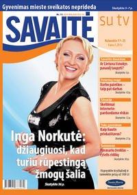 Savaitė - Nr.: 15 (2010)