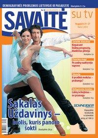 Savaitė - Nr.: 33 (2010)