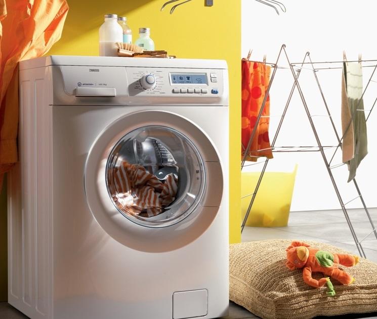 Kaip išvalyti skalbimo mašiną?