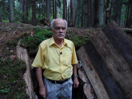 Partizanų bunkeriai – netolimos istorijos liudytojai