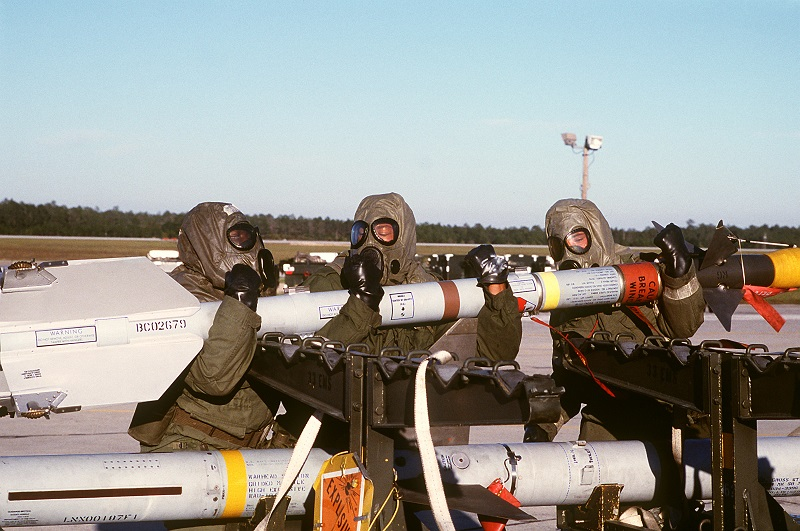 Baltijos jūros dugne – pražūtingas ginklas