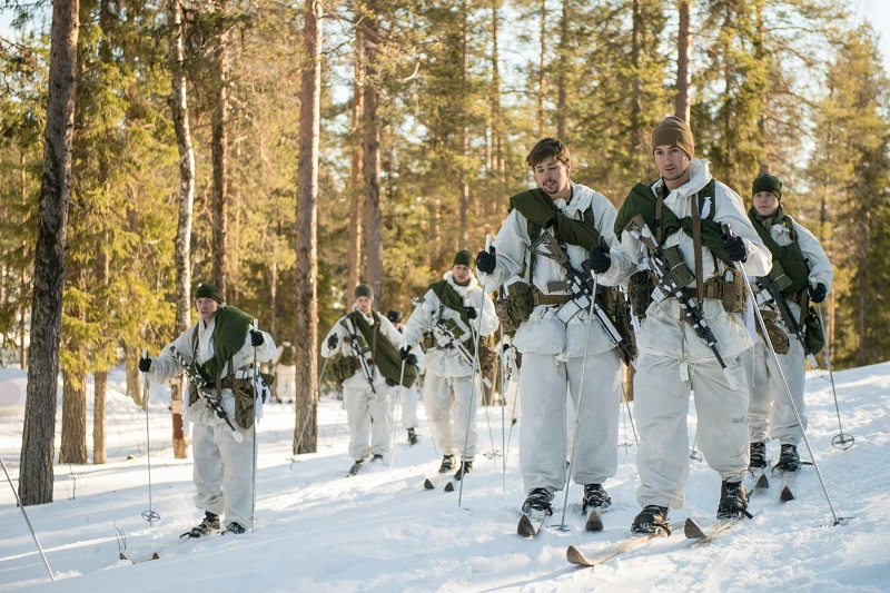 Atšiauriausia karo tarnyba - Grenlandijoje