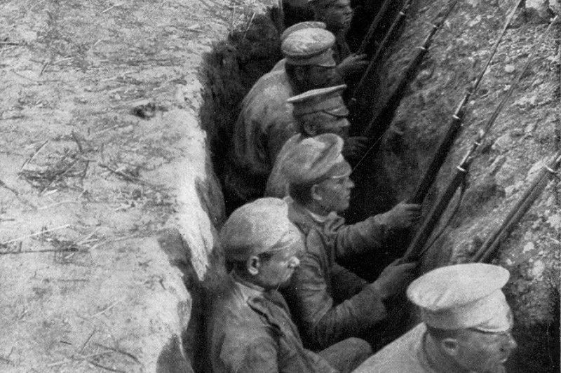 10 faktų apie Pirmąjį pasaulinį karą