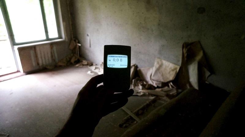 Černobylis: kraują stingdanti kelionė į praeitį