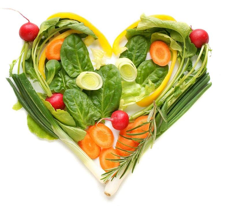 geriausias maistas ir gėrimai širdies sveikatai)