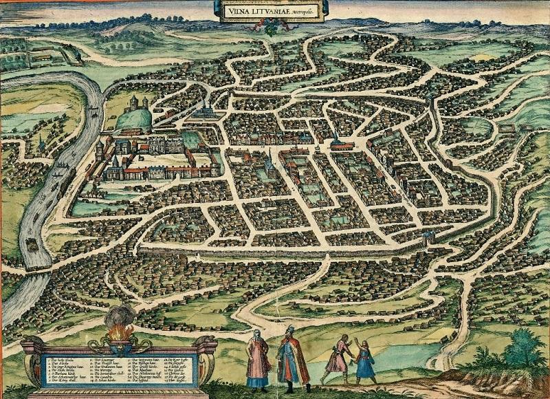 AUDIO: Magdeburgo teisę Vilnius gavo iš Jogailos rankų