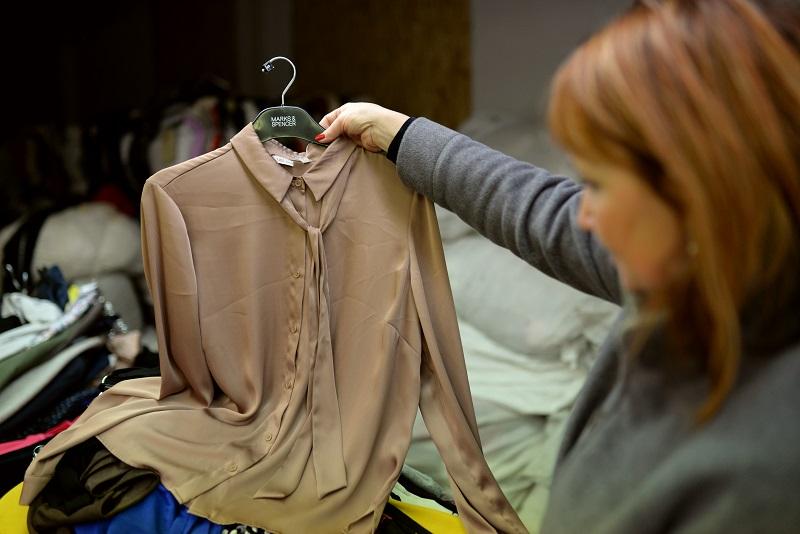 Dėvėtų drabužių kelias – ilgas ir sudėtingas