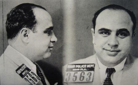 Alas Kaponė – mafijos legenda, kurį pribaigė sifilis