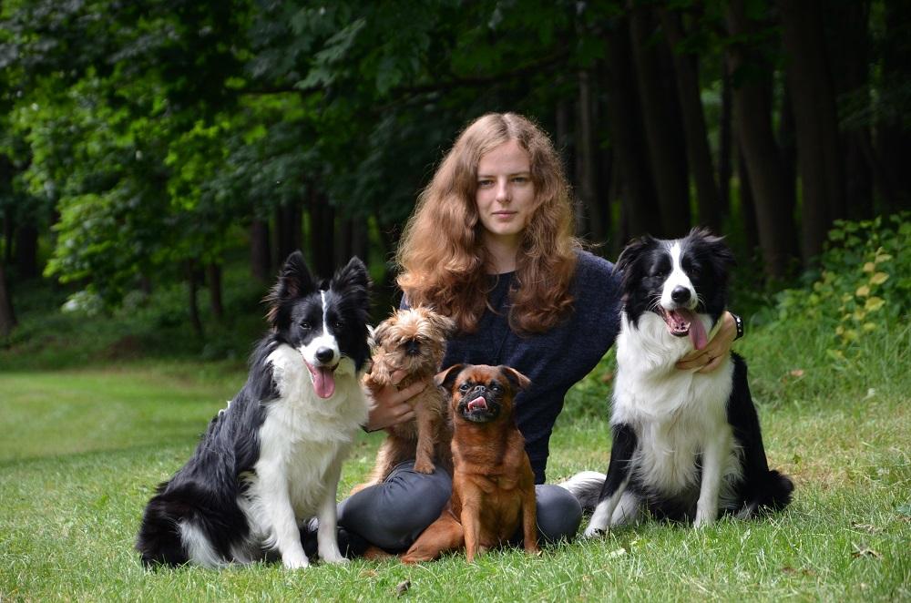 """""""Savaitė"""" apie šunis su terapeuto diplomu"""