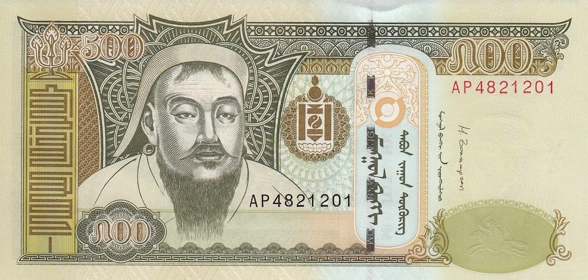 Čingischano vardas iki šiol tariamas su baime