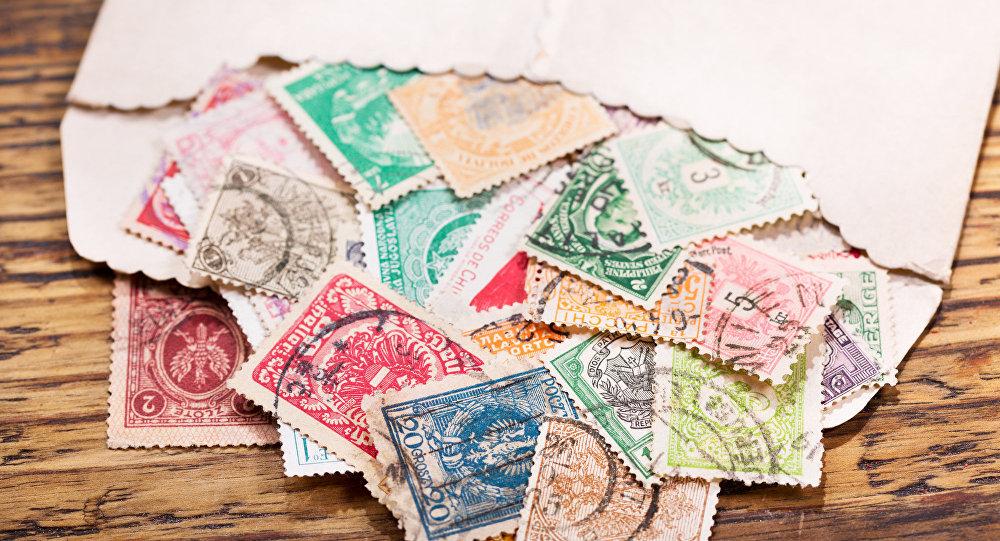 Pašto ženklai su klaidomis - ypač vertingi