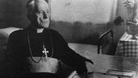 Vyskupo Teofilio Matulionio čekistai palaužti neįstengė