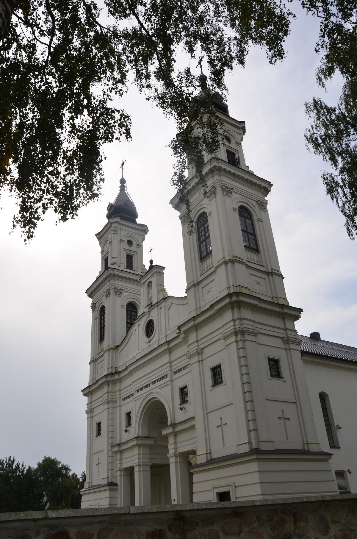 Bazilika – ypatingos garbės titulas bažnyčiai