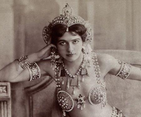 Mata Hari istorija: kaip gražuolė šokėja tapo šnipe