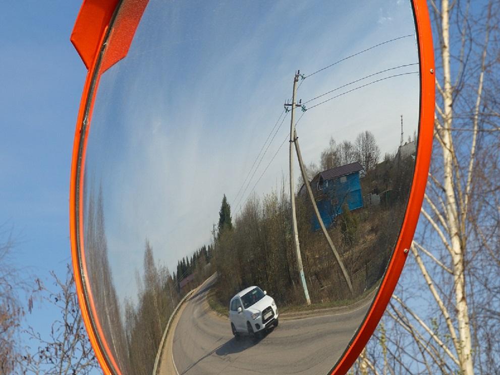 Sferiniai veidrodžiai: beveik nepastebimi, bet naudingi