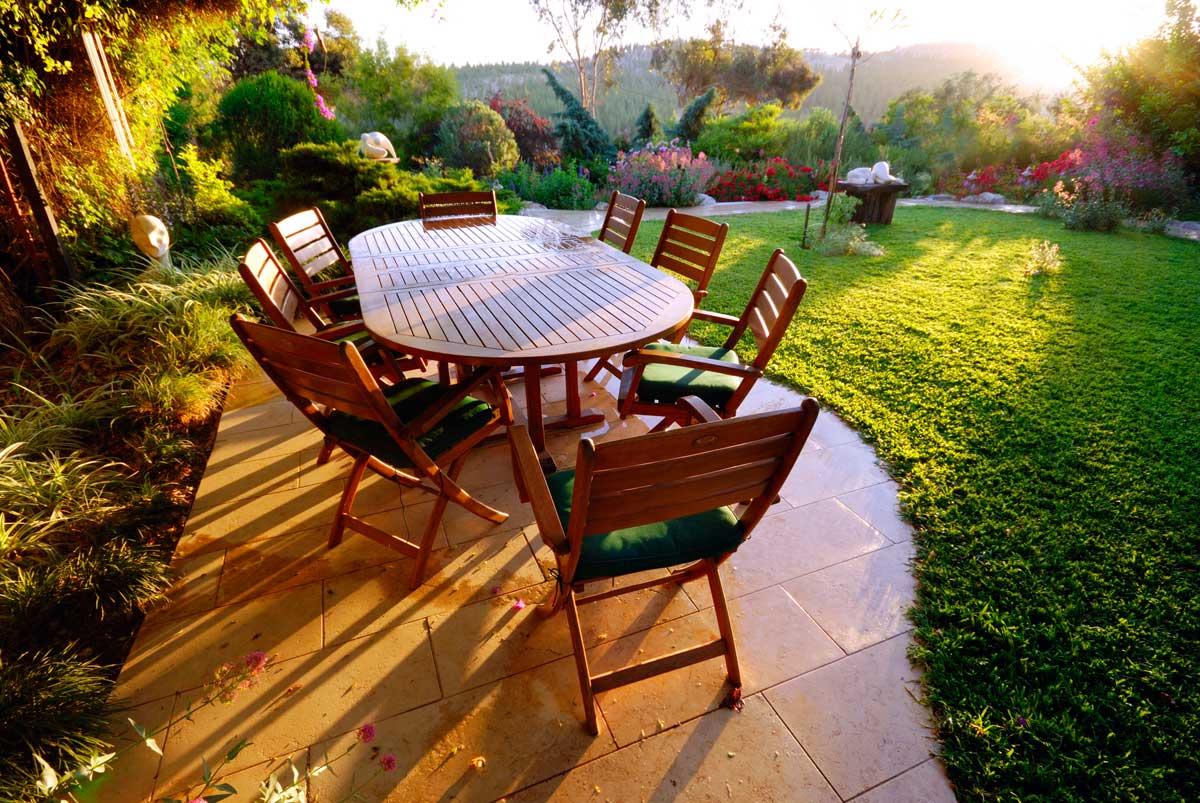 Kaip paruošti sodo baldus žiemos sezonui