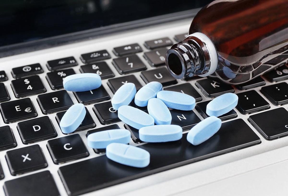 Pavojingi vaistai – ir turguje, ir internetu