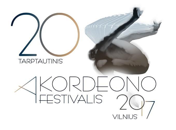 Akordeono festivalio nuotykių Vilniuje pradžia