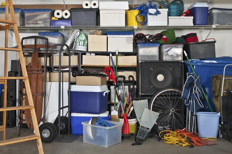 Tvarka namuose kenčia nuo nereikalingų daiktų