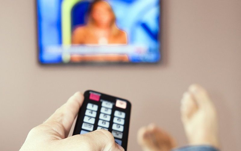 Televizija siūlo po 10 smurto atvejų per valandą