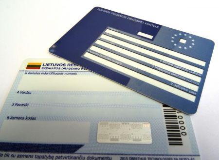 Europos sveikatos draudimo kortelė: ką būtina žinoti?