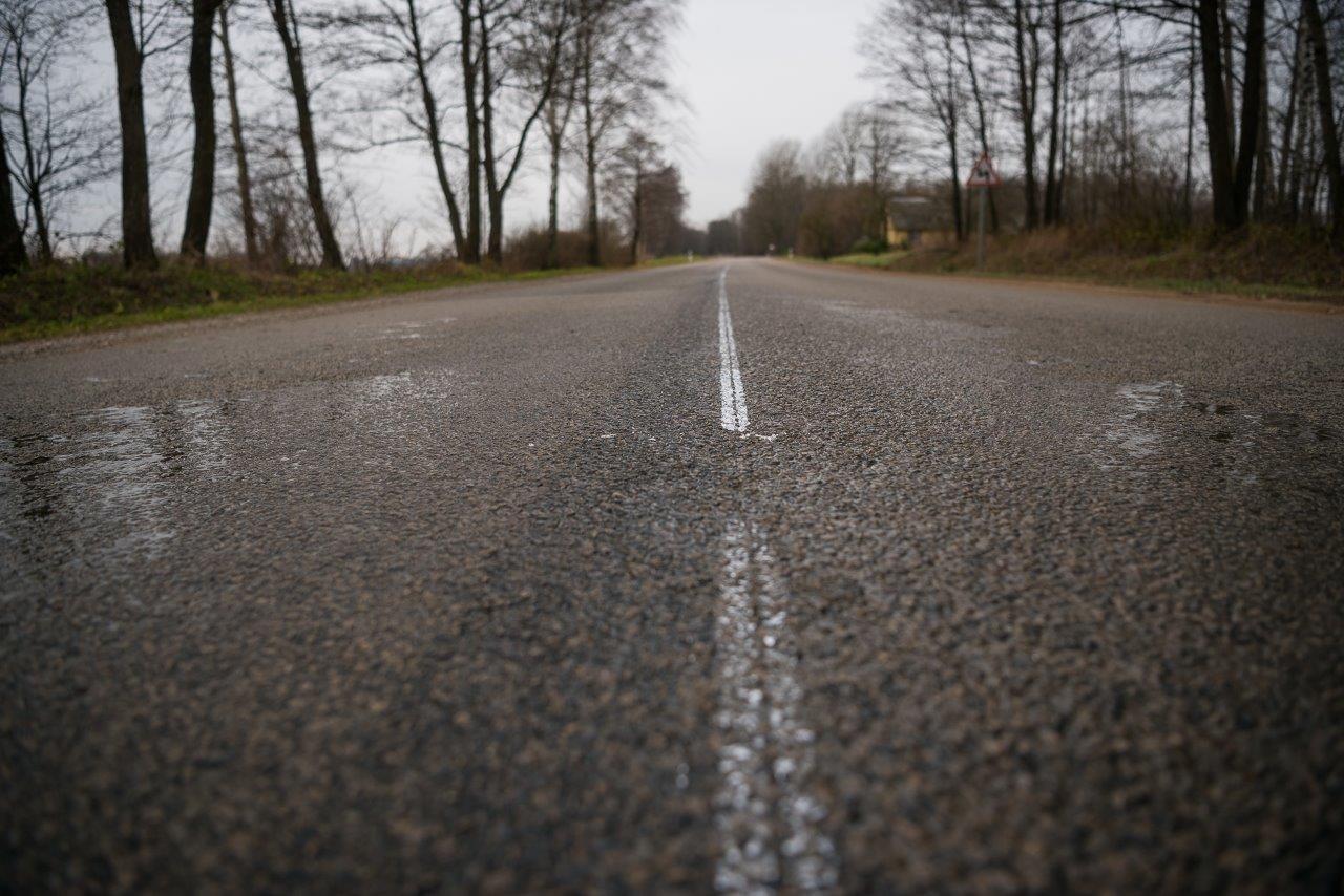 Kelininkai žymėti kelius jau gali ir žiemą