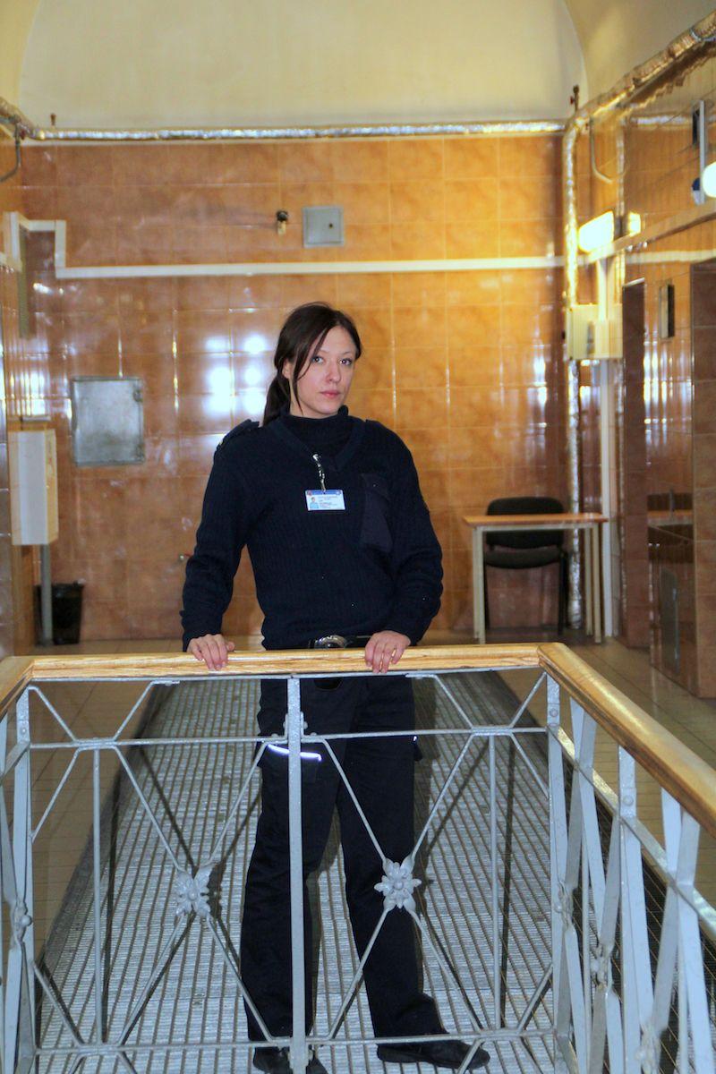 Lukiškių kalėjimo prižiūrėtoja: mylių šį darbą