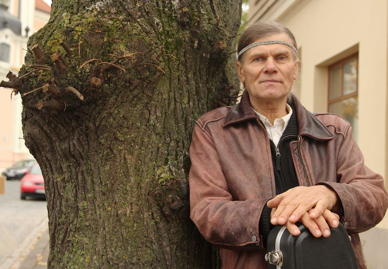 Ką dabar veikia legendinis Vytautas Babravičius-Simas?