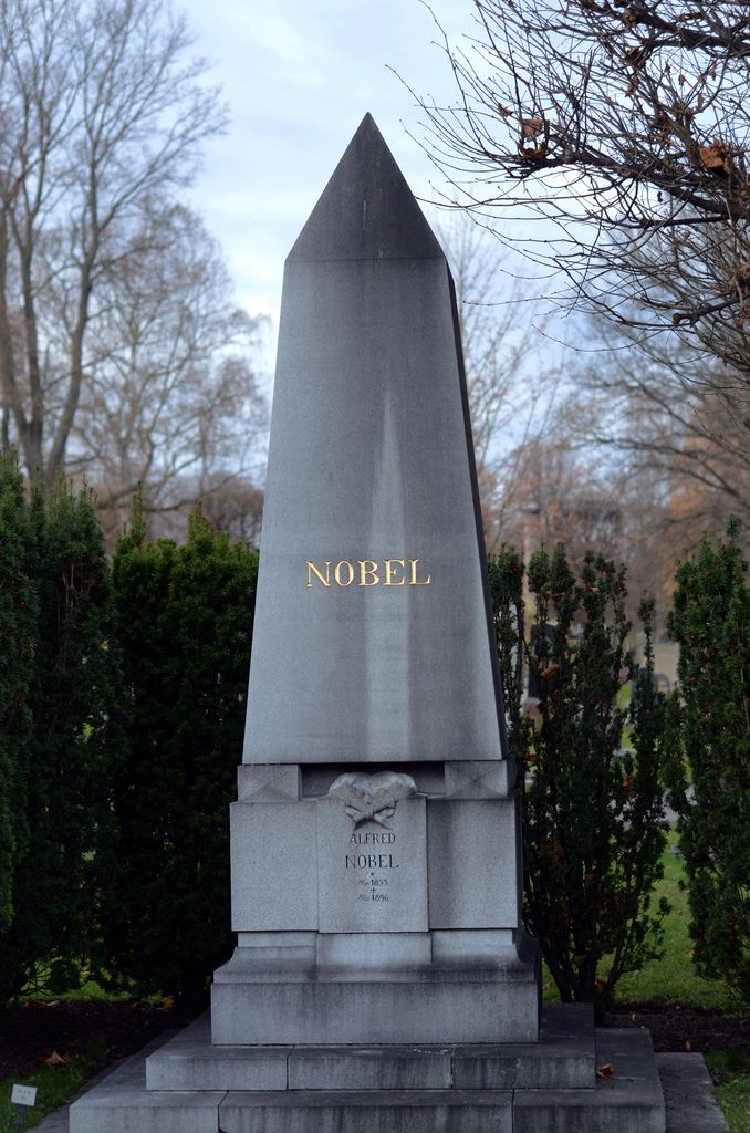 Alfredas Nobelis – vienišas, nors talentingas ir turtingas