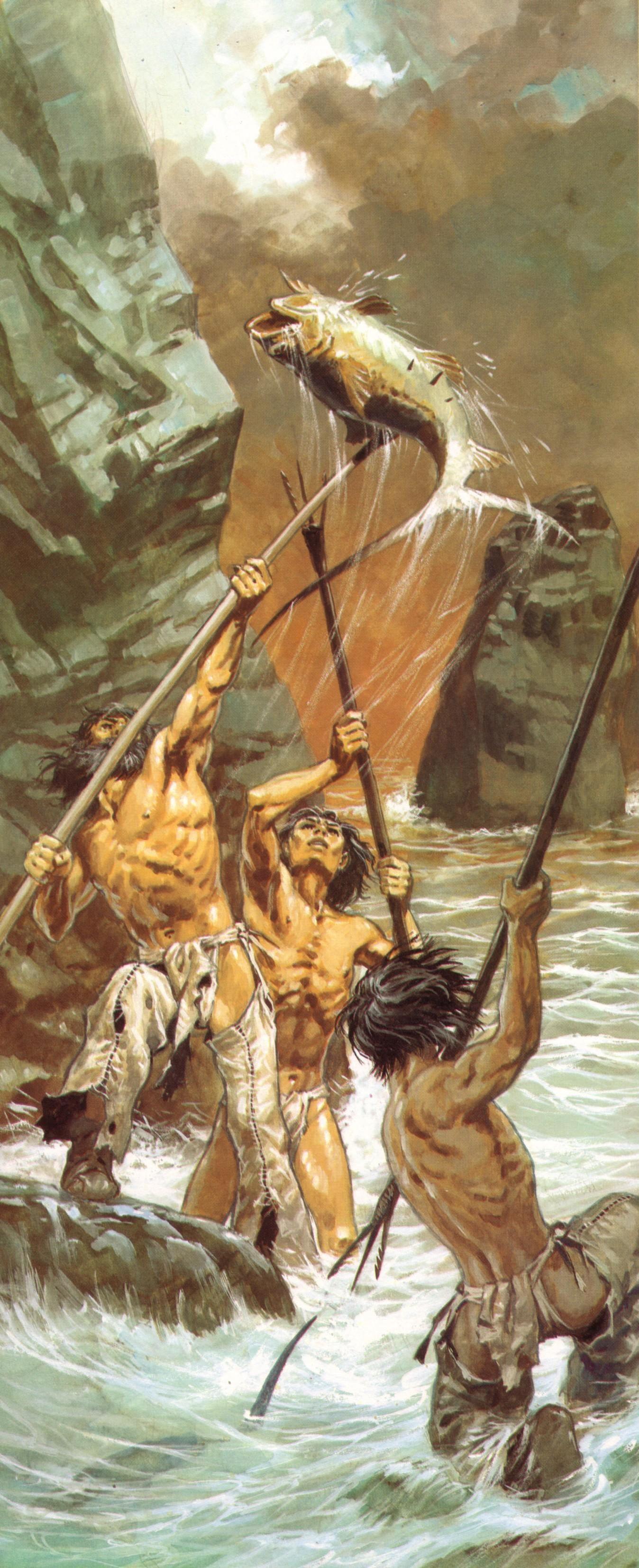 Mūsų protėviai traukdavo ir itin dideles žuvis