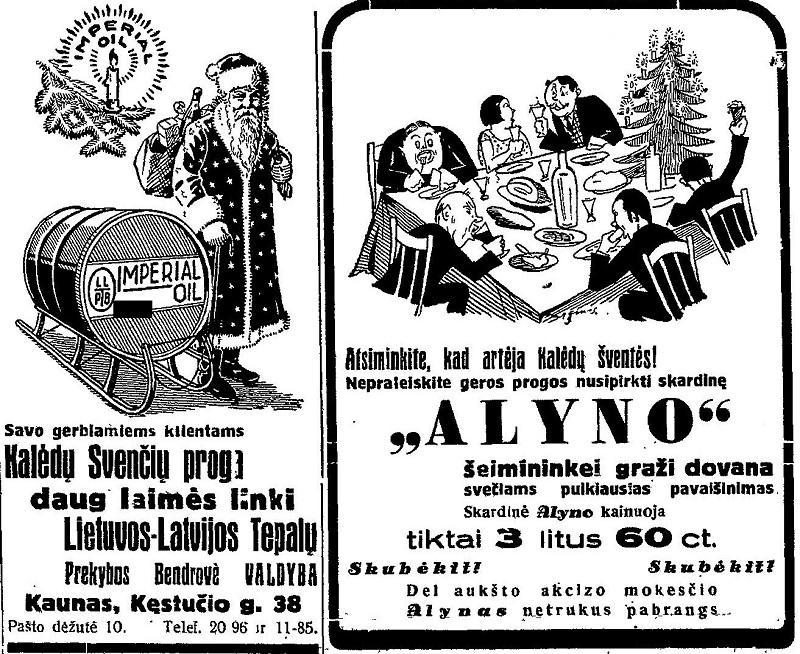 """""""Savaitė"""": tarpukario šventės su Kalėdų dėde"""