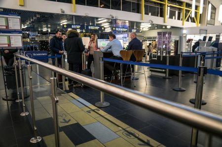 Vilniaus oro uoste eilėse stovėti teks trumpiau