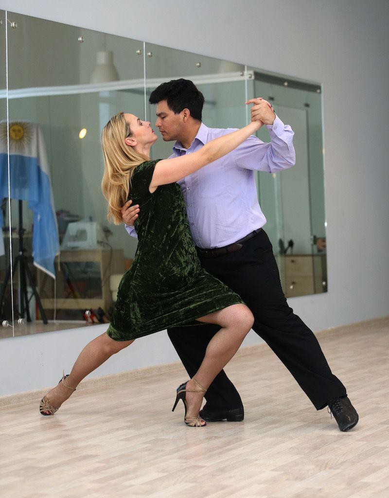 Ką gali argentinietiškas tango? Dovanoti gyvenimą