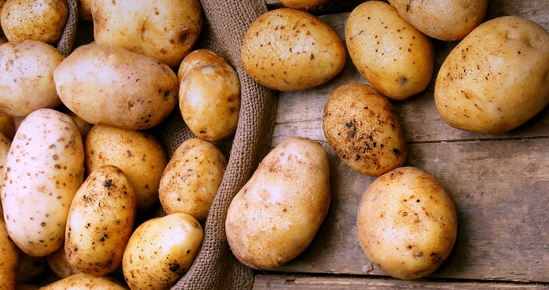 Nieko įmantraus: sveikatai gerinti tiks ir bulvės