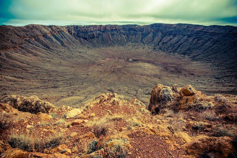 Meteoritai ne kartą trenkėsi ir į Lietuvos žemę