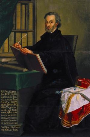 Petras Skarga: jėzuitai ir Vilniaus universitetas