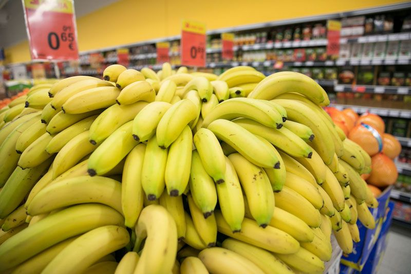 Nesimiega? Tuomet būtinai nusipirkite bananų