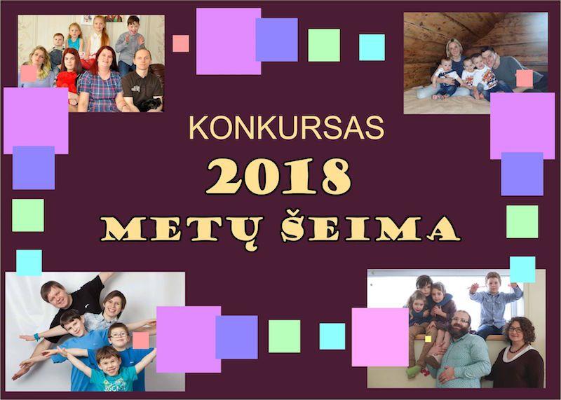 Prie starto linijos - 2018 metų šeimos rinkimai