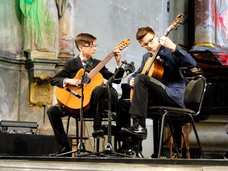 Šv. Kotrynos bažnyčioje - jubiliejinė Gitaros fiesta