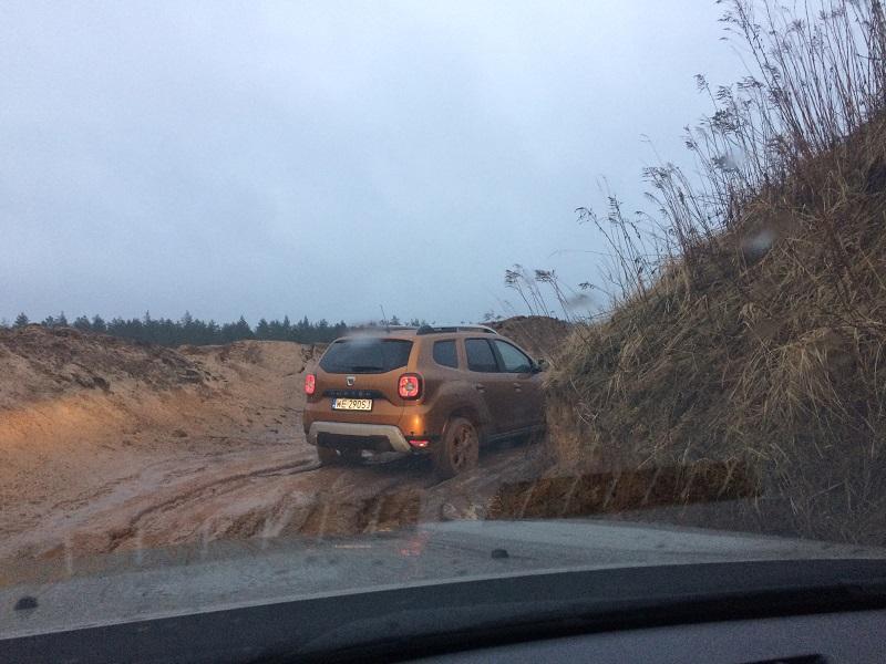 """""""Dacia Duster"""": tvirtas ir įperkamas visureigis"""