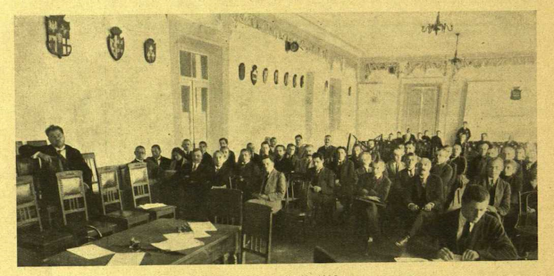 Pradžia: nuo Aukštųjų kursų iki Lietuvos universiteto