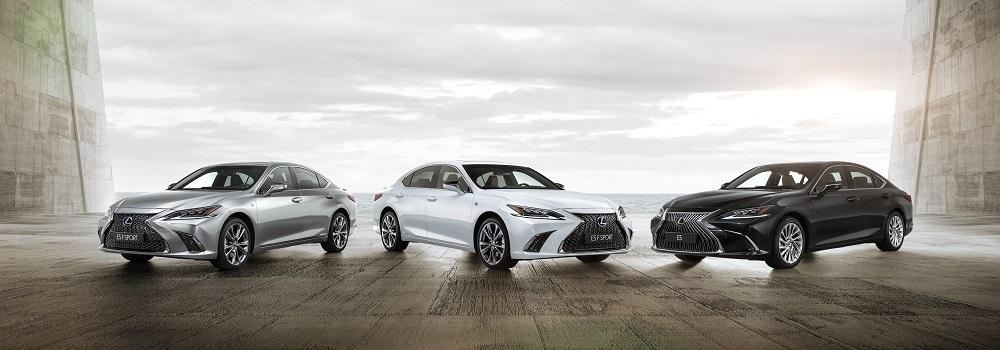 """Naujasis """"Lexus ES"""": labiau dinamiškas ir ambicingas"""