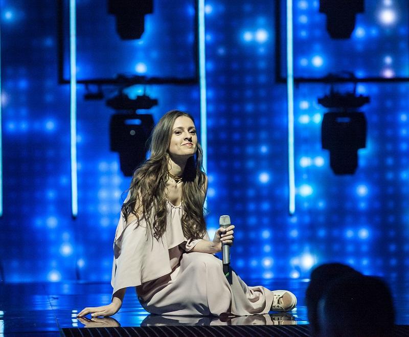 Ieva Zasimauskaitė: Nebijau ant scenos pravirkti