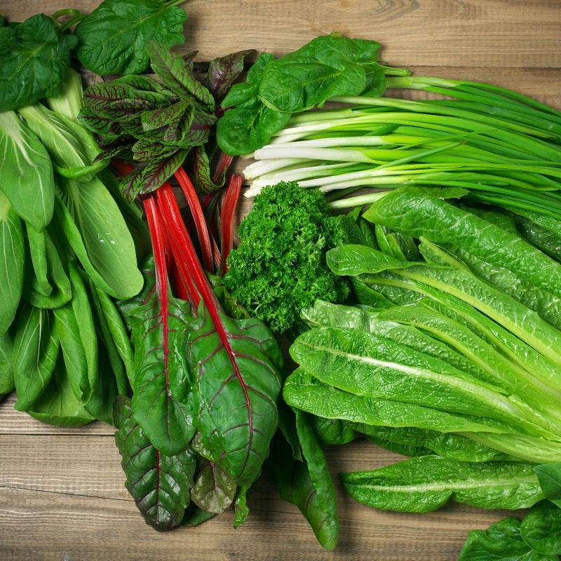 Žaliasis meniu: kiekviena daržovė  – ypatinga