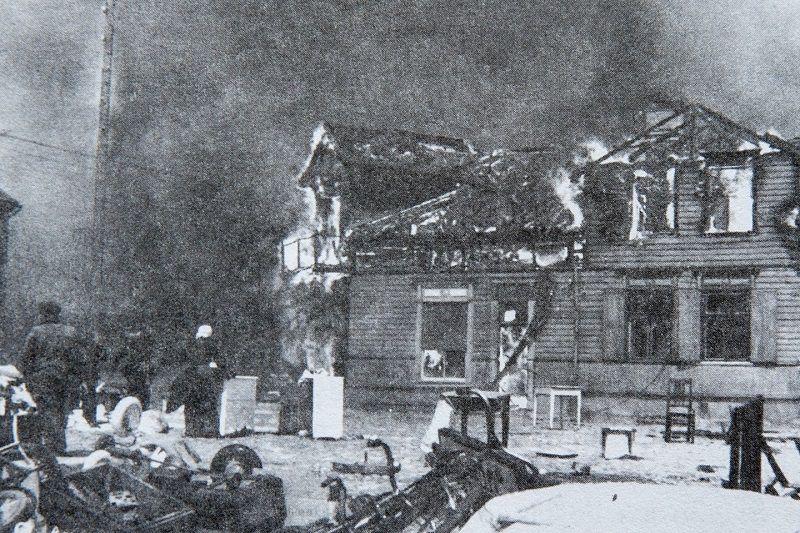 Palanga sudegė prieš pat kurorto sezono pradžią