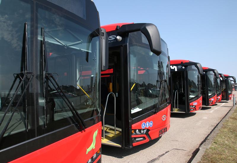 Ką daryti autobuse ar troleibuse palikus daiktus?