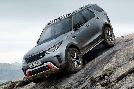"""""""Land Rover"""" kuria savavaldį visureigį"""