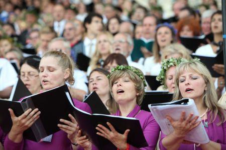 Dainavimas – kaip tautinė meditacija