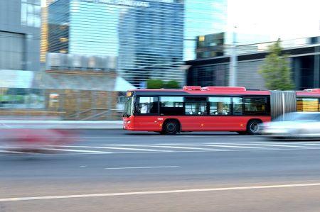 Liepos 6 d. viešasis transportas Vilniuje - nemokamai