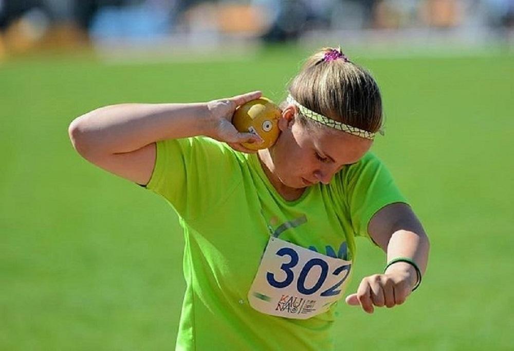 Lietuvos lengvaatlečiai vaikų žaidynėse iškovojo septynis medalius